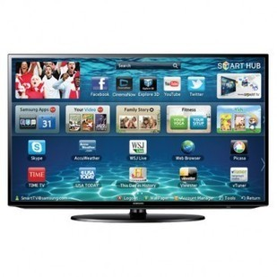 """Samsung 46"""" 1080p 60Hz LED Smart TV - Appliances Depot   Buy Home Appliances with One Year Warranty   Scoop.it"""