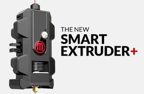 Introducing the New MakerBot Smart Extruder+ In Canada | 3D Engineering | Scoop.it
