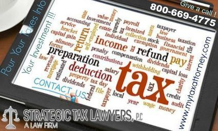 Tax Attorney and Law Firm   Law Tips to Eliminate Tax Problem   Scoop.it