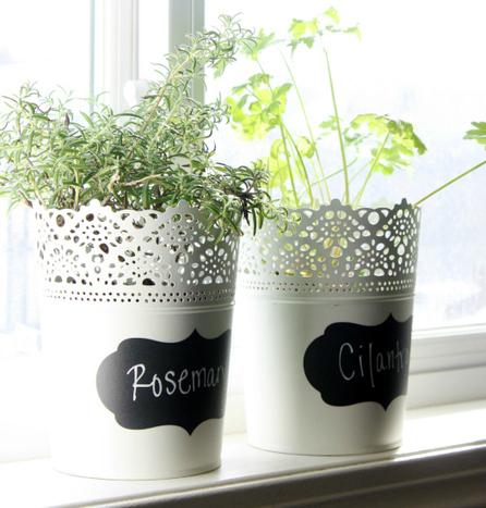 Des stickers pour une maison joliement organisée ! | Stickerzlab, des astuces et des idées déco pour tous | décoration & déco | Scoop.it