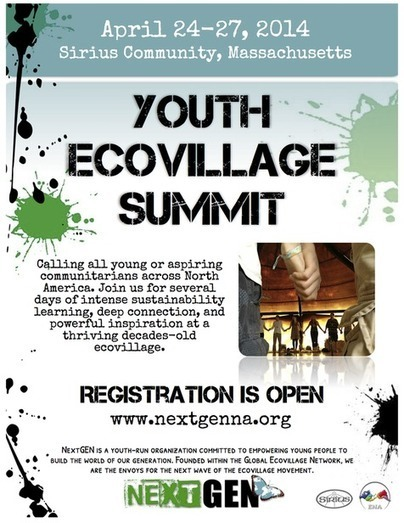 Youth Ecovillage Summit | Ecovillage | Scoop.it