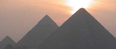 Mystery Unrevealed Behind the Pyramids of Giza | Egypt Travel | Scoop.it