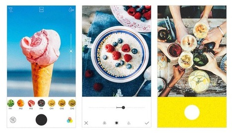 Line introduces Foodie, an app just for food photos | INTRODUCTION TO THE SOCIAL SCIENCES DIGITAL TEXTBOOK(PSYCHOLOGY-ECONOMICS-SOCIOLOGY):MIKE BUSARELLO | Scoop.it