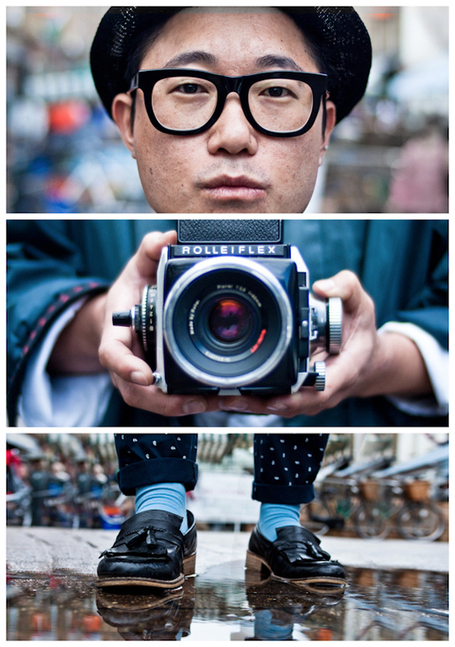 Street Photography: Triptychs of Strangers | Urban Decay Photography | Scoop.it