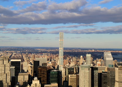 "Viñoly admits ""SCREW-UPS"" with 432 Park Avenue skyscraper in New York 