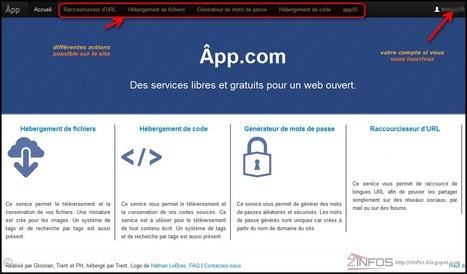 Âpp.com - la boite à outils de l'internaute multifonction gratuite | Time to Learn | Scoop.it