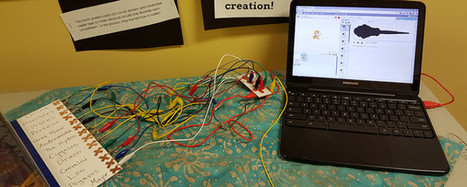 Writing with Light: Western Pennsylvania Writing Project Experiments with Paper Circuitry | Educator Innovator | Creatively Teaching: Arts Integration | Scoop.it