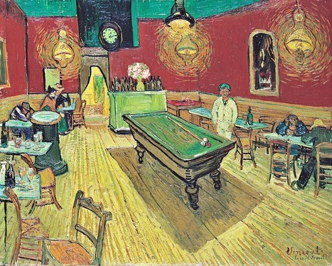 A Lesson in Creative Thinking from Vincent van Gogh   Knowledge Broker   Scoop.it