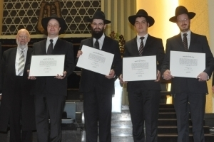 Rabbinic ordination highlights contrasts for today's German Jews | JTA - Jewish & Israel News | Jewish Education Around the World | Scoop.it