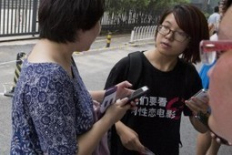 Without Committing a Crime, Five Female Activists Detained in China | A Voice of Our Own | Scoop.it