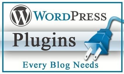 Essential Plugins to Optimize Your WordPress Website | Social Media Marketing | Scoop.it