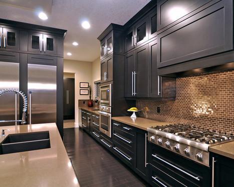 modern kitchen design ideas | Home Decor Ideas | Home living Spaces - Kitchen - Bathroom - Living | Scoop.it