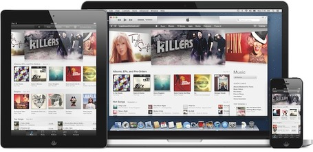 Apple Still King of Digital Music, Unveils New iTunes, iPhone, iPods | Music business | Scoop.it