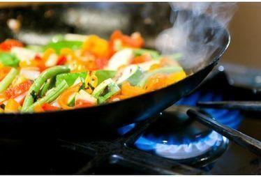 Insolite : les aliments frits à l'huile d'olive seraient meilleurs pour la santé | Pommes de terre transformées | Scoop.it