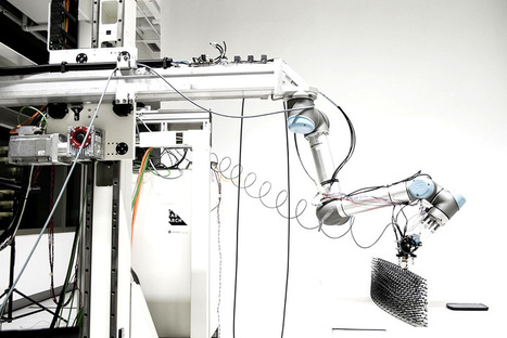 L'ETH de Zurich dévoile le futur de la robotique de construction   Construction l'Information   Scoop.it