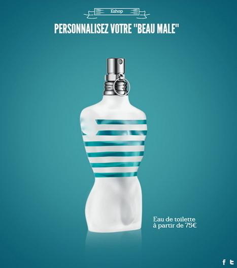 Jean Paul Gaultier lance sa Hotline, une expérience digitale sensuelle et innovante | Retail01 | Scoop.it
