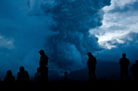 A Volcano Has Erupted In Indonesia, And The Pictures Are Terrifying | Sciences Extra | Scoop.it
