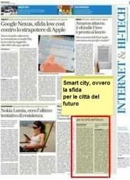 SmarCity. Gli amministratori cittadini e imprese dialogano   SmartCity   Scoop.it