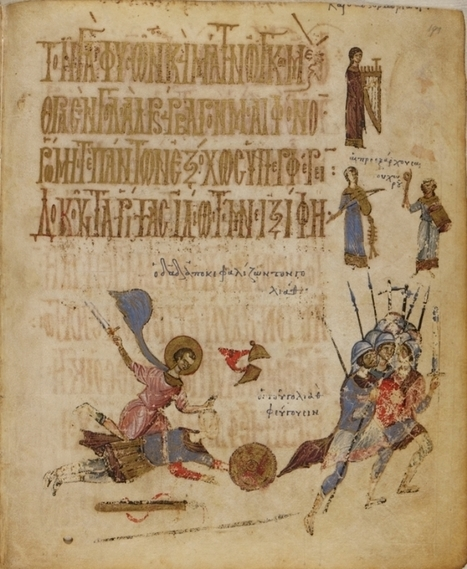 British Library Curator of Classical and Byzantine Studies - Medieval and Earlier Manuscripts | The Information Specialist's Scoop | Scoop.it