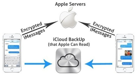 Finalement, Apple pourrait bel et bien lire vos données personnelles (à une condition) I Didier | Propriété Intellectuelle et Numérique | Scoop.it