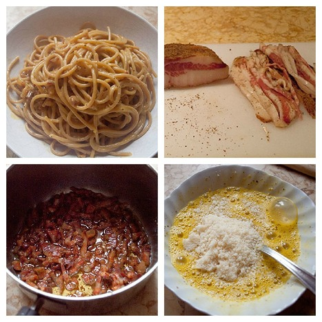 Spaghetti alla Carbonara | World Foodies | Scoop.it