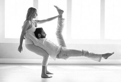 Add Yoga to Your Preparations for a Perfect Wedding   The Wedding Cards Online   Scoop.it