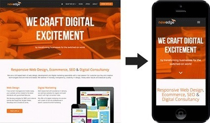 How To Plan Your Next Mobile E-Commerce Website | Smashing Mobile | WebsiteDesign | Scoop.it