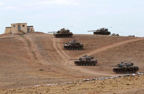 Blog do Alok: Turquia fechará, ou apagará, sua fronteira com a Síria? | Saif al Islam | Scoop.it