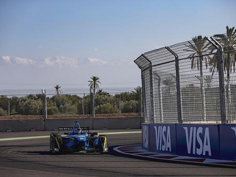 Formula E: Buemi vince anche la seconda tappa a Marrakech - ecoAutoMoto.com | Mobilità ecosostenibile: auto e moto elettriche, ibride, innovative | Scoop.it