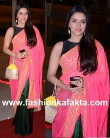 Asin siima Awards Saree   Fashion   Scoop.it