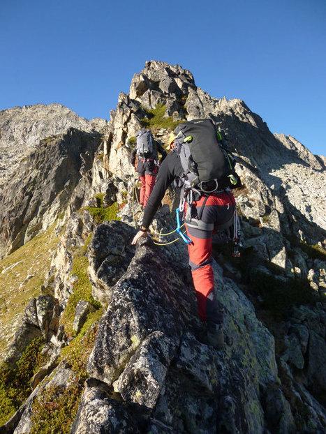 Alpinisme : en route vers l'autonomie avec le CAF de Tarbes - tarbes-infos.com | Vallée d'Aure - Pyrénées | Scoop.it