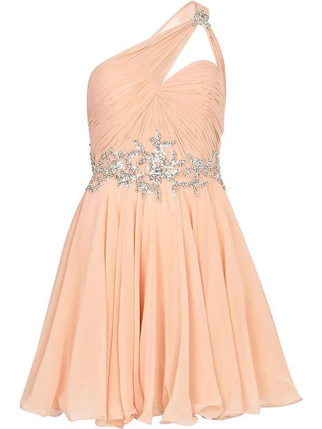 A-line One Shoulder Chiffon Short/Mini Sleeveless Sequins Prom Dresses at sweetquinceaneradress.com | SWEET 16 DRESSES | Scoop.it