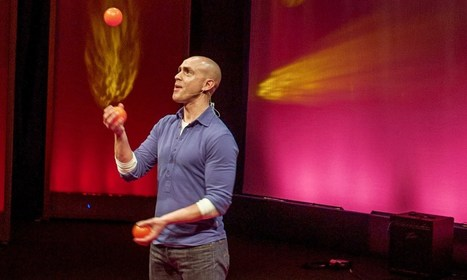 Andy Puddicombe: All it takes is 10 mindful minutes | Talk Video ... | Mindfulness | Scoop.it