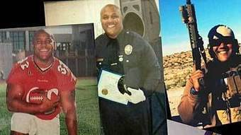 Day 3 INTO MANHUNT-LAPD TO REOPEN PROBE INTO FUGITIVE EX-COPS FIRING « Pat Dollard | Littlebytesnews Current Events | Scoop.it