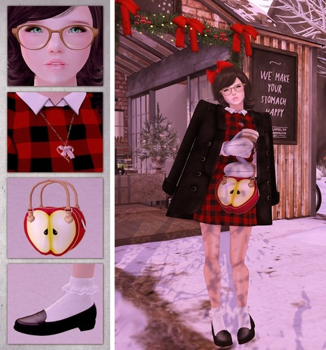 Free SL Couture: Style No. 178 | Second LIfe Good Stuff | Scoop.it