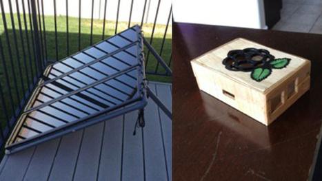 Build A Solar-Powered Raspberry Pi - Lifehacker Australia | test | Scoop.it