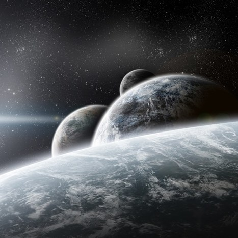 Most tightly-packed exoplanet system discovered 1,100 light years away -- a year lasts only a few days   Global politics   Scoop.it