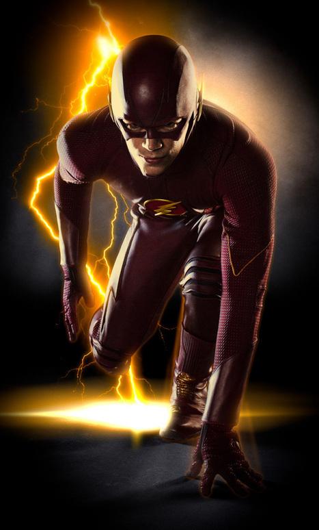 The Flash (Série Tv)   La BD au ciné ou à la télé   Scoop.it