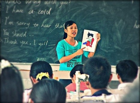 Why Chinese Schools Must Push English More Than Ever - All News Is Global   English Language Trends in China   Scoop.it