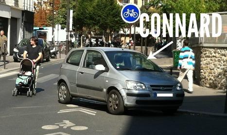 Top 20 des trucs vraiment pénibles quand on fait du vélo en ville | Revue de web de Mon Cher Vélo | Scoop.it