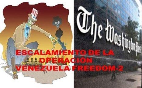 Operación Venezuela de EE.UU.: 12 pasos para un golpe | EL VIL METAL. | Scoop.it