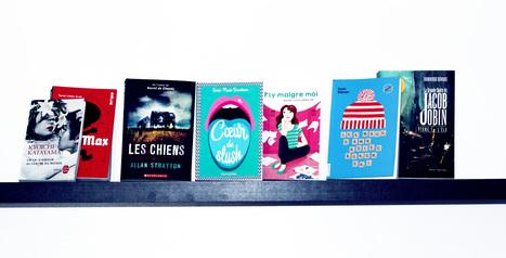 Quelques suggestions de romans destinés aux adolescent.e.s | Littérature contemporaine lycée | Scoop.it