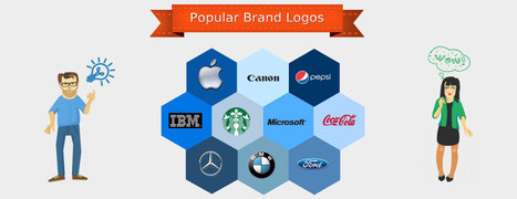 Evolution of the World's Popular Brand Logos | How to Enable Effective Communication with Customers? | Scoop.it