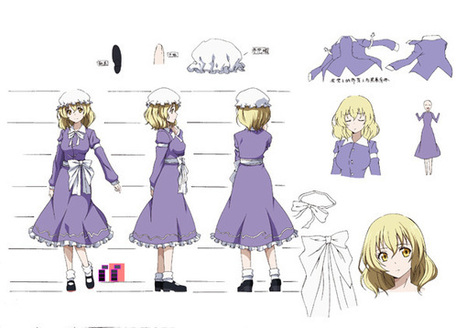 [Anime] Un tout nouvel anime fait par des fans en production ! | Touhou Project ~ | Scoop.it