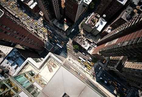 Amazing Aerial Photographs Of New York City's Street Intersections | vic_Ciutats | Scoop.it
