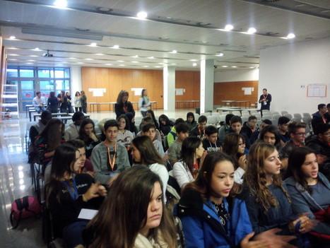 Els alumnes de 3r d'ESO assisteixen a l'EduEmprèn | La Salle Mollerussa | Diari del Col·legi  La Salle Mollerussa | Scoop.it