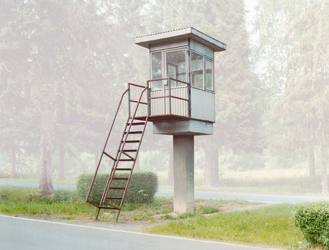 Europe's Eerily Abandoned Checkpoints and Border Crossings | Exploration Urbaine | Scoop.it