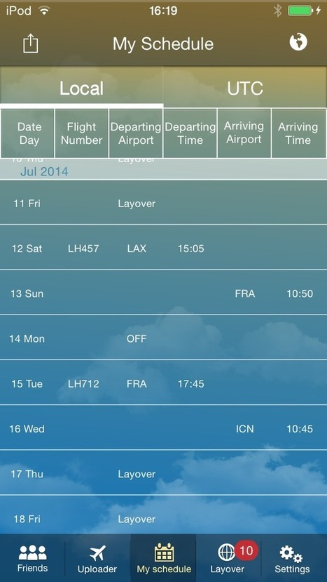 Crew Flights | Airline Crews | Crew Flights App | Pocket Planes Flight Crew | Crew Flights | Scoop.it