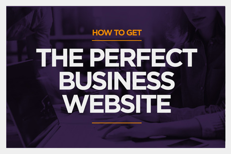 How to get the perfect business website design   Freelance Graphic Design   Scoop.it