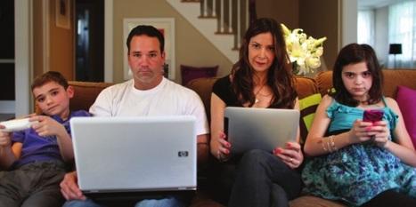 El 60% de los espectadores hace otra cosa mientras ve la tele | aTICser | Scoop.it